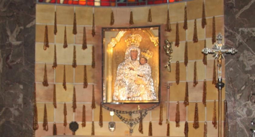 Historia, Otwocka Madonna rodem Wołynia - zdjęcie, fotografia