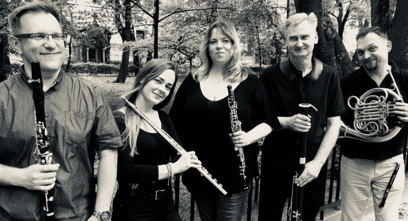 Koncerty - muzyka, Quintetto Jaraczu - zdjęcie, fotografia