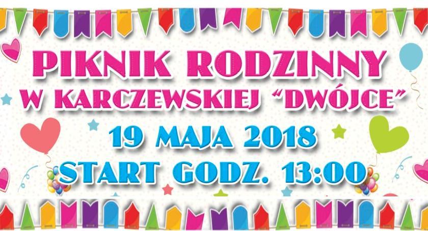 Imprezy, Rodzinny piknik karczewskiej - zdjęcie, fotografia