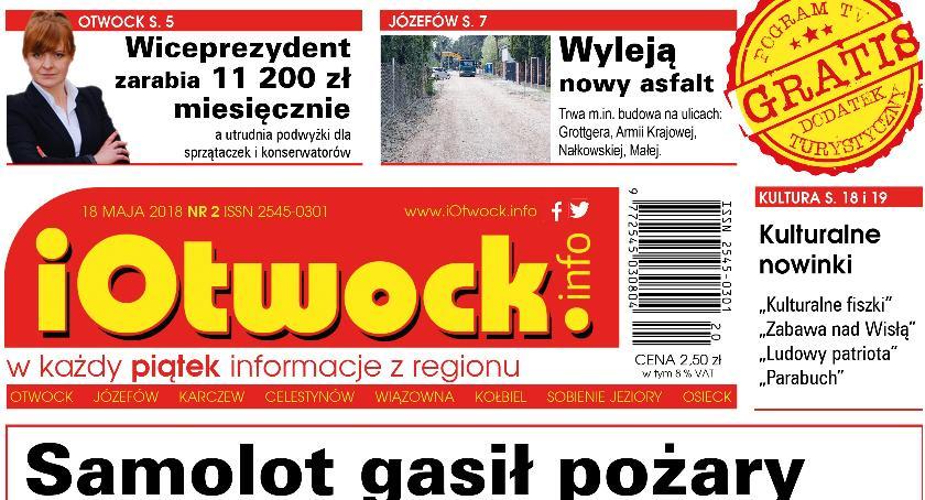 Publikacje, wydanie tygodnika