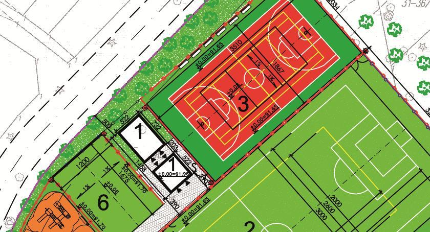 Inwestycje, Miał kompleks sportowy Ługi zostały obietnice - zdjęcie, fotografia