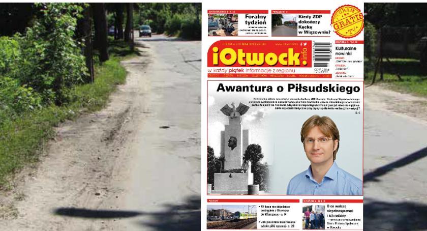 Publikacje, Tygodnik iOtwock sklepach - zdjęcie, fotografia