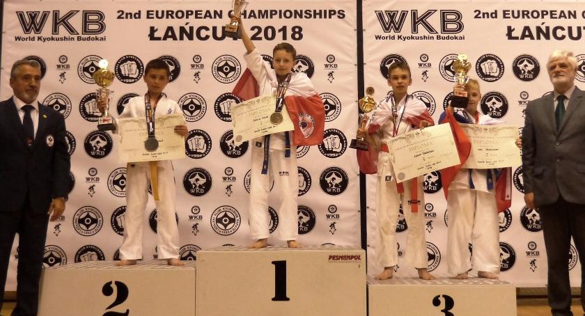 Sporty walki, Mistrzowie Europy - zdjęcie, fotografia
