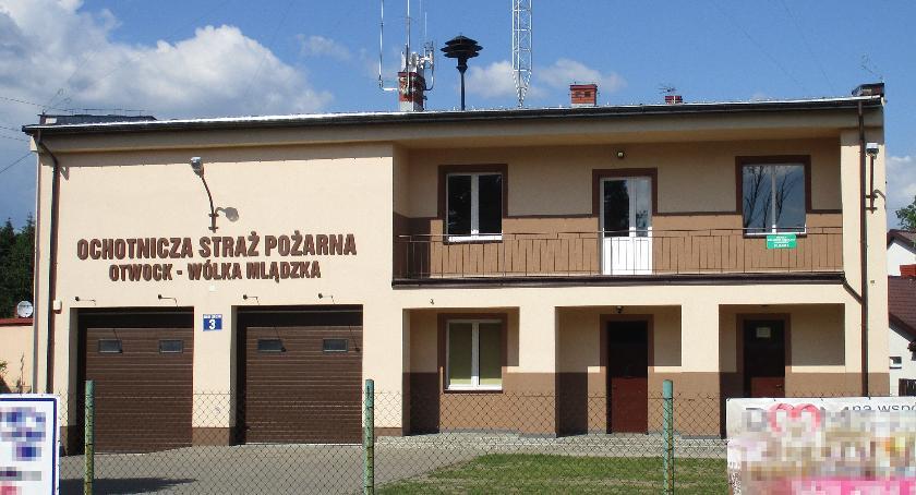 Finanse, Dotacje Mazowsza remonty strażnic - zdjęcie, fotografia