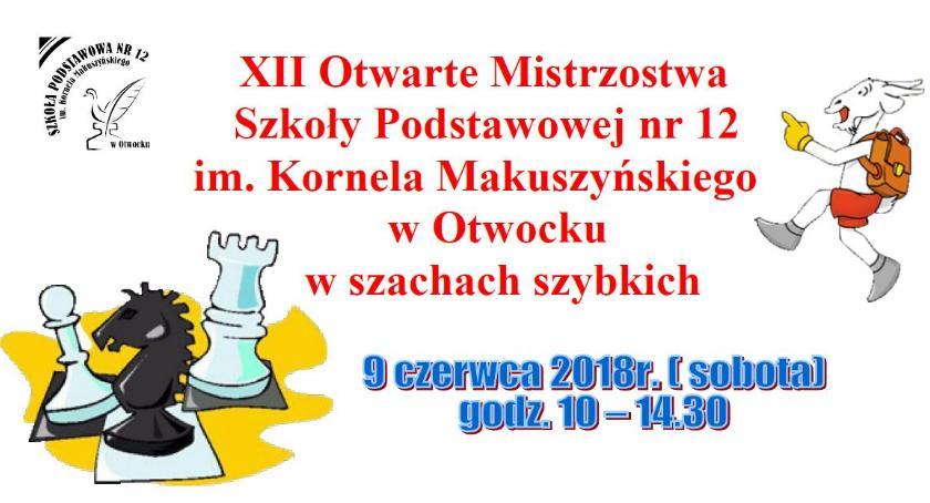 Szachy, Turniej szachowy - zdjęcie, fotografia