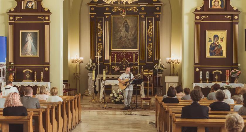 Koncerty - muzyka, Koncert piosenki religijnej Celestynowie - zdjęcie, fotografia