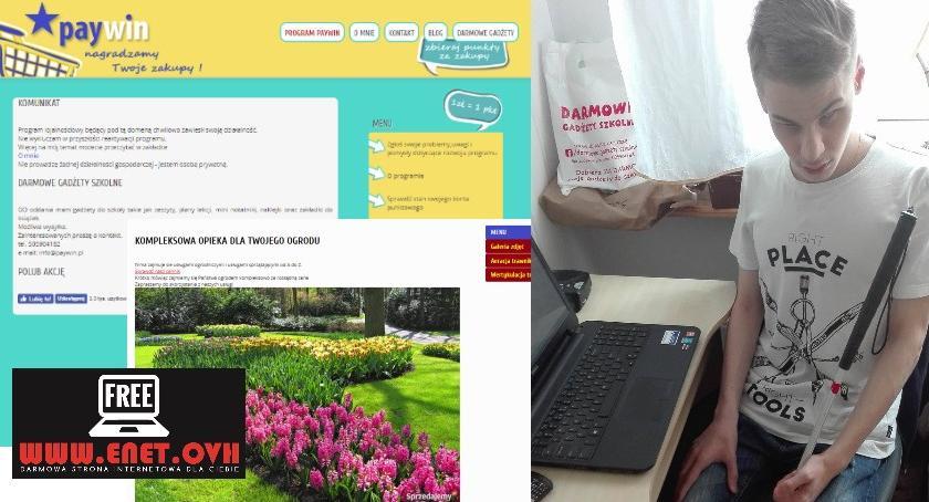 Biznes, Bezpłatna strona internetowa firmy - zdjęcie, fotografia