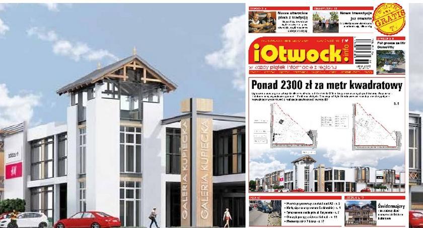 Publikacje, Numer tygodnika iOtwock sprzedaży - zdjęcie, fotografia