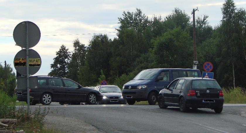 Interwencja, Nasza interwencja sprawie skrzyżowania - zdjęcie, fotografia