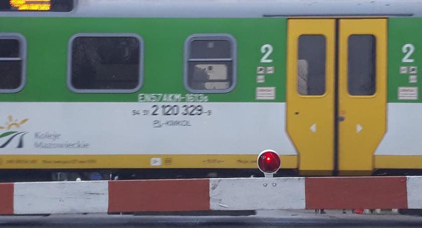 Komunikacja - drogi , Petycje pasażerów kolejowej linii - zdjęcie, fotografia
