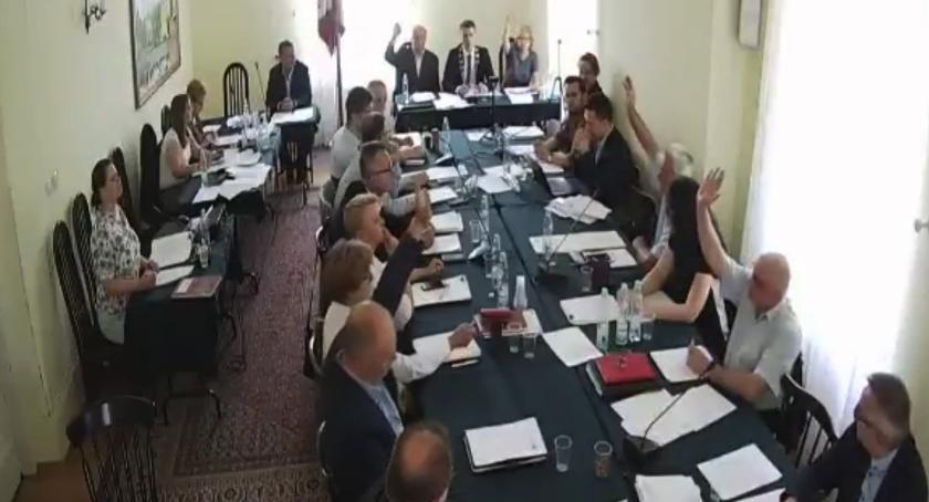 Prezydent Otwocka, pracował prezydent - zdjęcie, fotografia