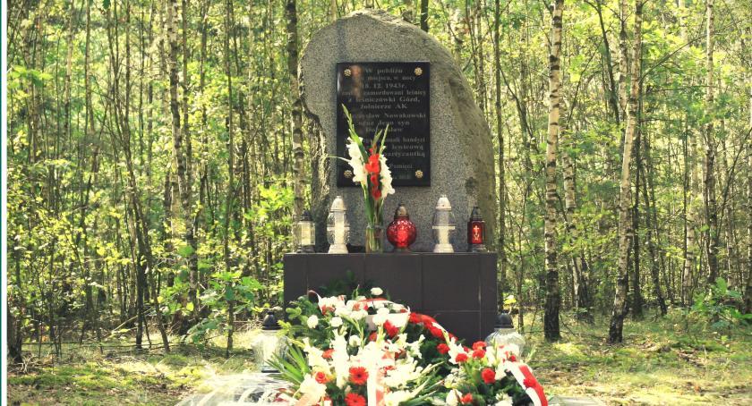 Historia, Uroczystość leśników Nowakowskich - zdjęcie, fotografia