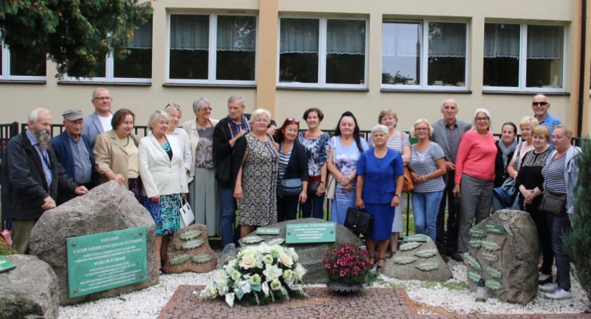 Wspomnienie, Absolwenci celestynowskiego pamiętają swoim profesorze - zdjęcie, fotografia
