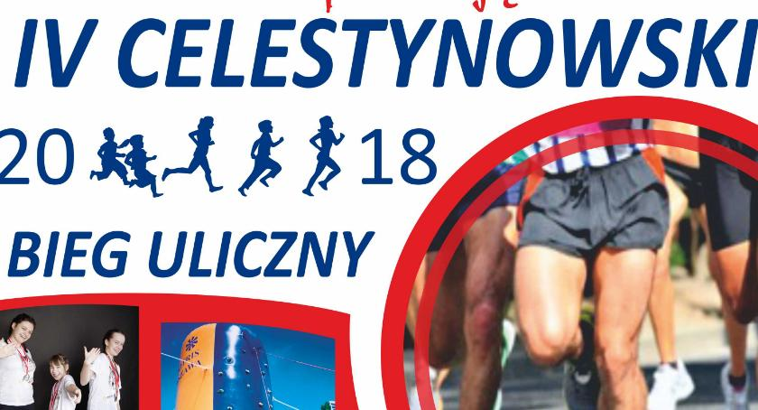Bieganie, Celestynowski Uliczny - zdjęcie, fotografia