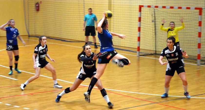 Piłka ręczna, Druga porażka Karczew lidze - zdjęcie, fotografia