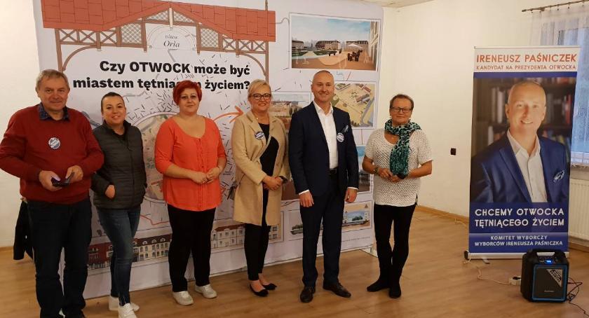 Polityka, początki brudnej kampanii Otwocku - zdjęcie, fotografia