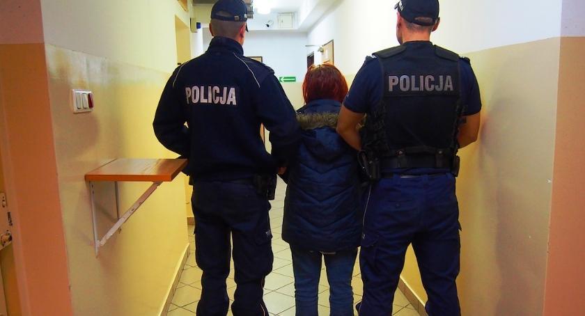 Kronika kryminalna, Smutny koniec miłej znajomości - zdjęcie, fotografia