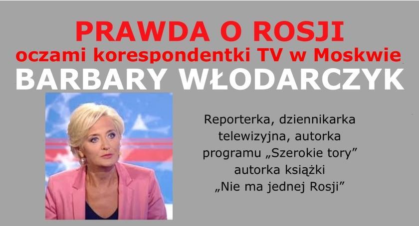 Polityka, Barbara Włodarczyk Rosji otwockiej - zdjęcie, fotografia