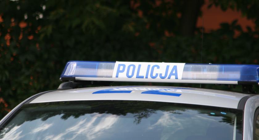 Komunikaty policji, Policja poszukuje świadków wypadku rowerzystki Zakręcie - zdjęcie, fotografia