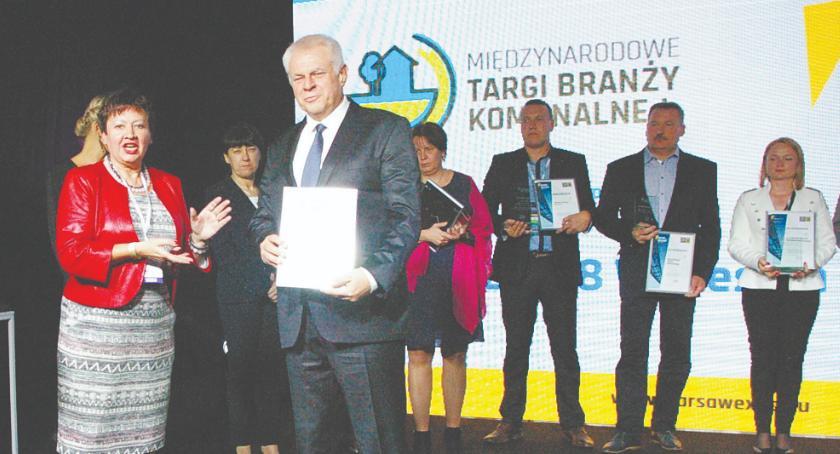 Biznes, Prezes OPWiK Patentem Liderów Innowacyjności - zdjęcie, fotografia