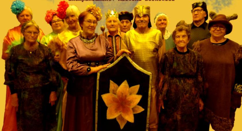 """Teatr - spektakle, Bajka muzyczna """"Królewskie Echo"""" - zdjęcie, fotografia"""