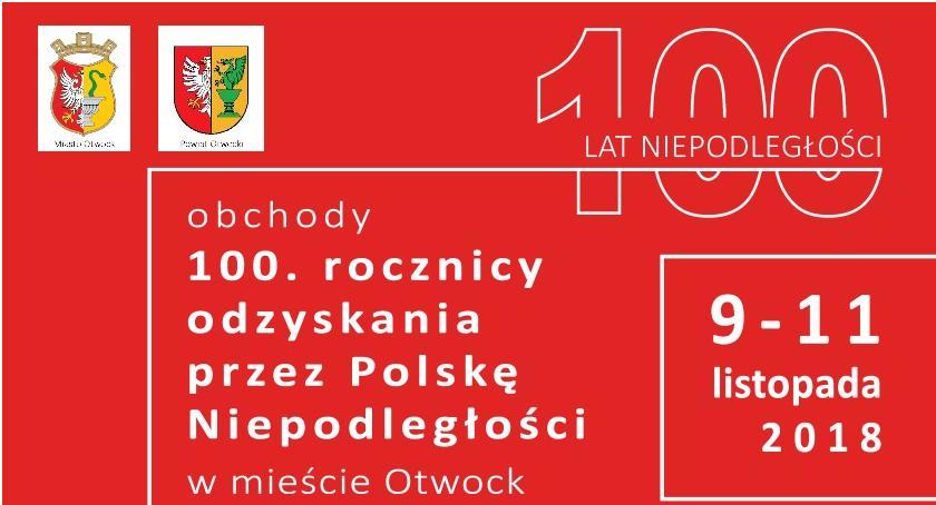 Imprezy, Obchody Rocznicy Odzyskania przez Polskę Niepodległości mieście Otwock - zdjęcie, fotografia