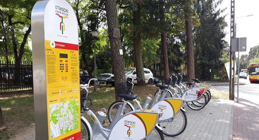 Rowery , Otwocki Rower Miejski sukces programu pilotażowego - zdjęcie, fotografia
