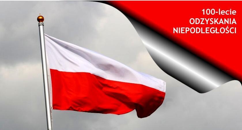 Imprezy, Obchody lecia niepodległości gminach powiatu otwockiego bogato - zdjęcie, fotografia