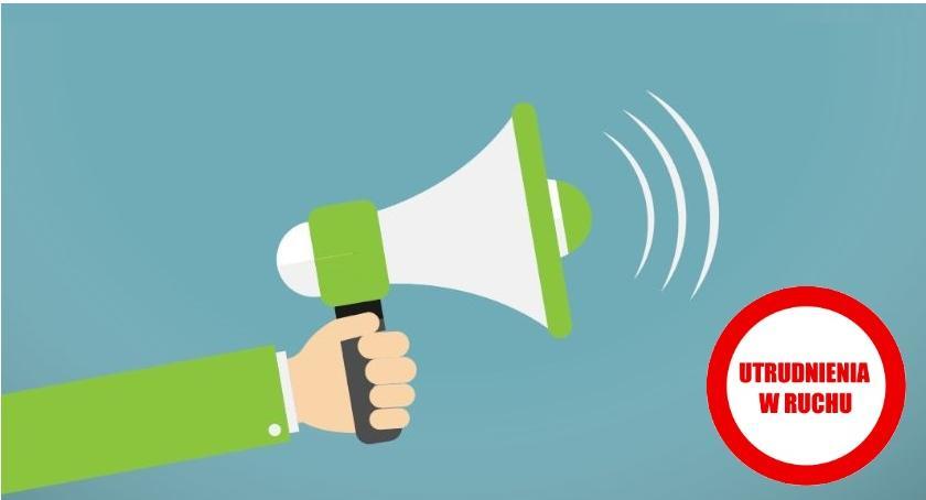 Komunikat, Zmiany komunikacji publicznej tymczasowe utrudnienia ruchu święto listopadowe - zdjęcie, fotografia