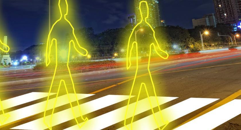 Wypadki drogowe , Potrącenia pieszych Augustówce Otwocku - zdjęcie, fotografia