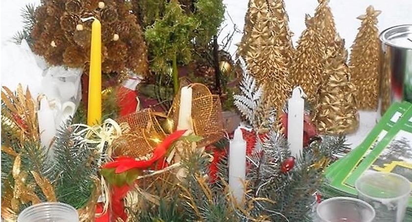 Stowarzyszenia - Fundacje - NGO, Kiermasz ozdób świątecznych hospicjum Empatia - zdjęcie, fotografia