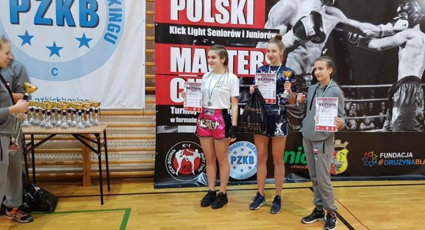 Sporty walki, Puchar Polski Kickboxingu Otwocku - zdjęcie, fotografia