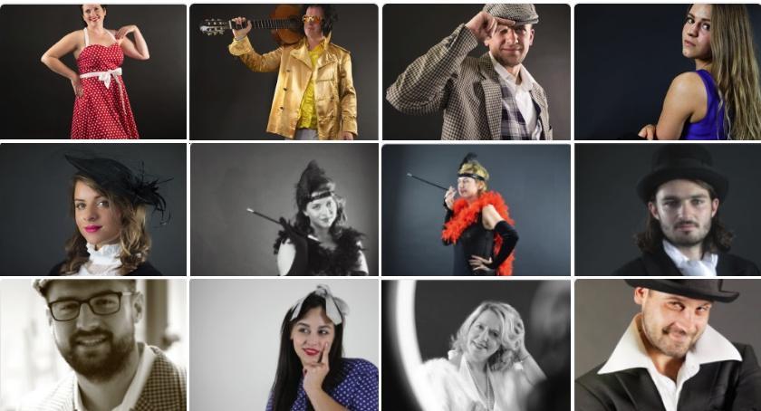 Film - fotografia, modzie Niepodległej - zdjęcie, fotografia