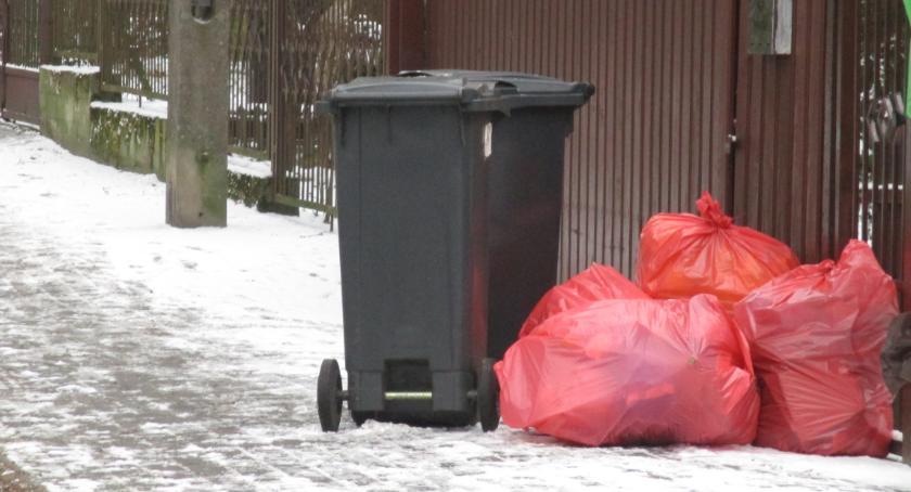 Eko System , Kryzys śmieciowy regionie stołecznym - zdjęcie, fotografia