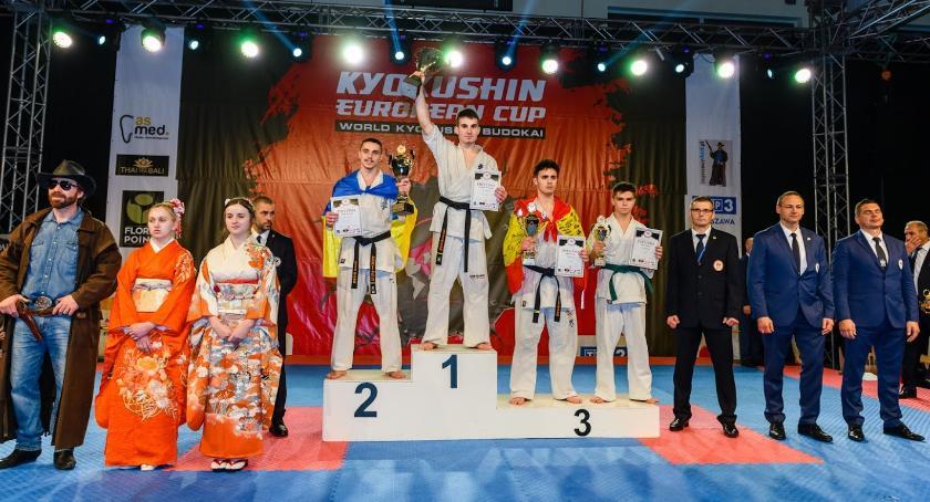 Sporty walki, Bushi zorganizował turniej Pucharu Europy - zdjęcie, fotografia