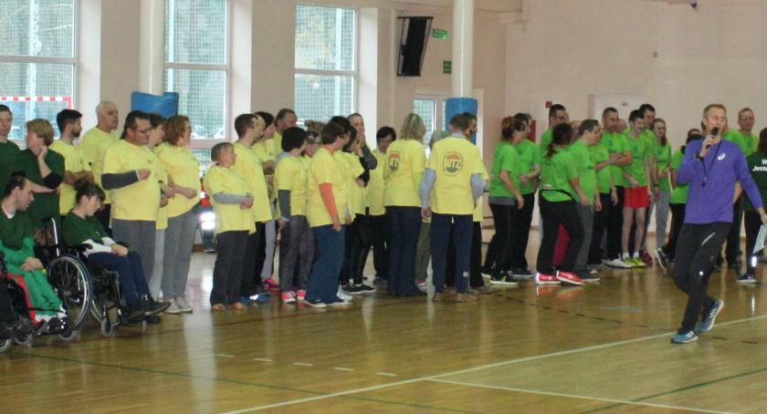 Sport - dyscypliny inne, Powiatowe Igrzyska Warsztatów Zajęciowych - zdjęcie, fotografia