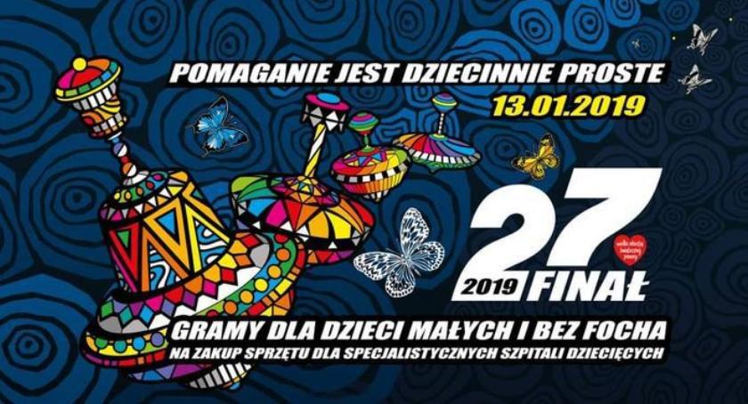 Imprezy, Finał WOŚP powiecie otwockim - zdjęcie, fotografia