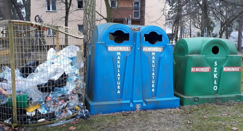 Eko System , Musimy segregować więcej śmieci - zdjęcie, fotografia