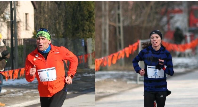 Bieganie, Półmaraton Wiązowski kibicujesz - zdjęcie, fotografia