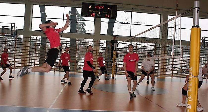 Piłka siatkowa, Amatorska Siatkówki Celestynowie - zdjęcie, fotografia
