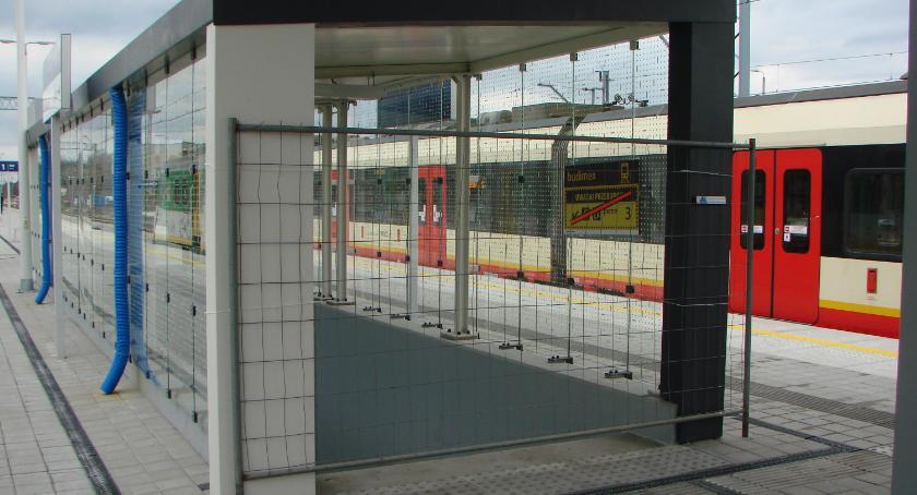 Interwencja, Przejście podziemne otwockim dworcu pozostaje zamknięte dotrzymały obietnicy - zdjęcie, fotografia