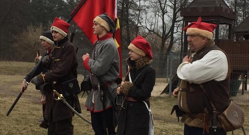 Historia, Śladami powstańców styczniowych przez gminę Wiązowna - zdjęcie, fotografia