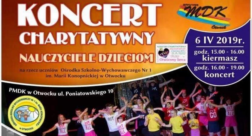Koncerty - muzyka, Koncert Charytatywny Nauczyciele Dzieciom - zdjęcie, fotografia
