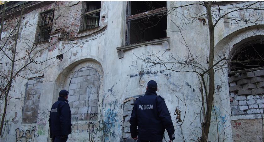 Kronika kryminalna, Młodociani rozbójnicy Zofiówce - zdjęcie, fotografia