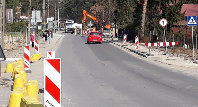 Inwestycje, Tunel przejazd obecne prace modernizacji terenie Otwocka - zdjęcie, fotografia