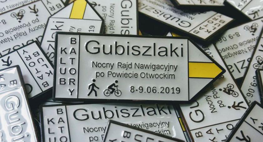 Rekreacja, Gubiszlaki czyli szykuje nocny powiecie otwockim - zdjęcie, fotografia