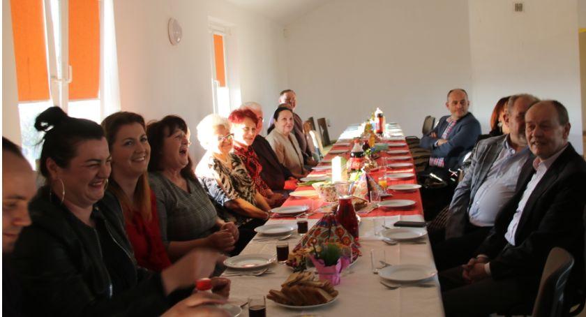 Imprezy, Wielkanocne spotkanie strażaków - zdjęcie, fotografia