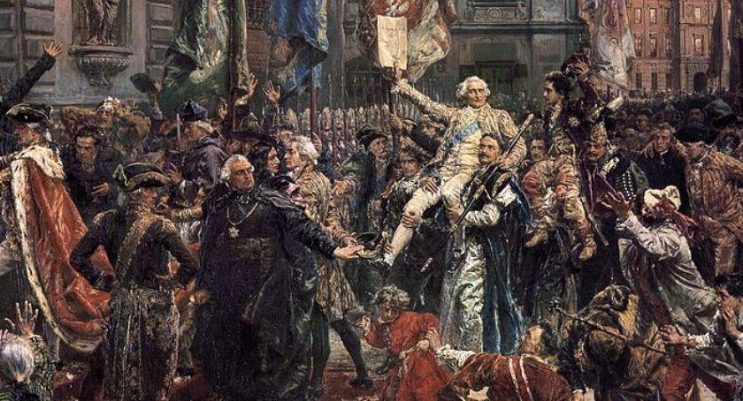 Historia, rocznica Konstytucji Celestynowie - zdjęcie, fotografia