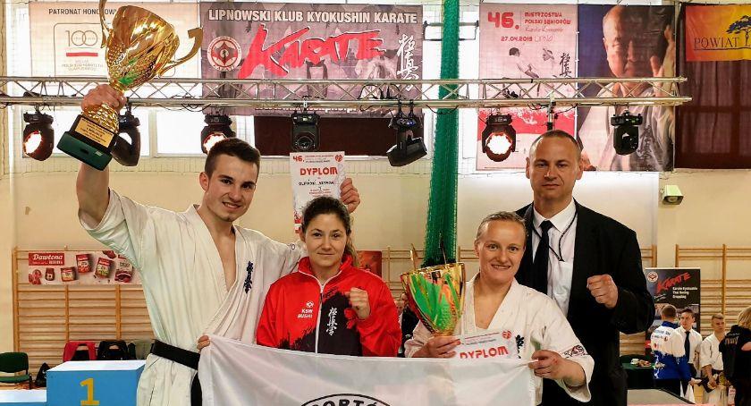 Sporty walki, Winek Olpiński Bushi mistrzami Polski - zdjęcie, fotografia