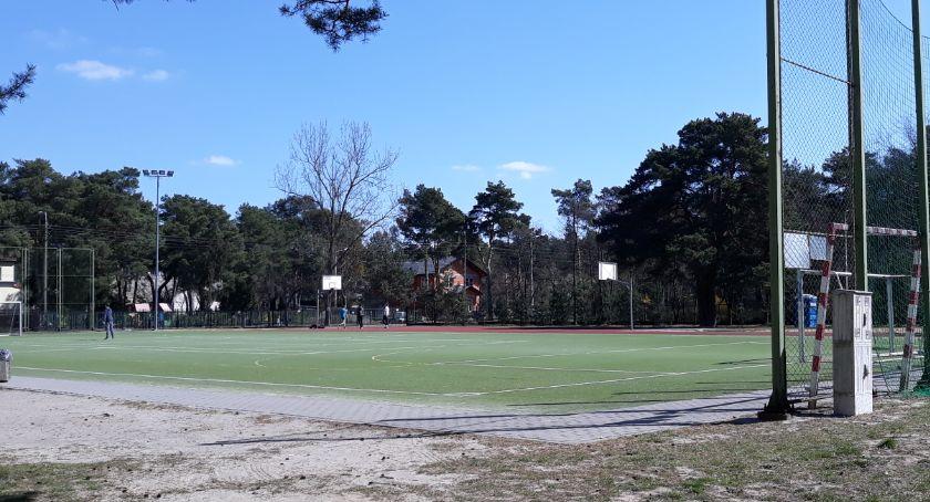 Inwestycje, Miejska sportowa powiatowej - zdjęcie, fotografia